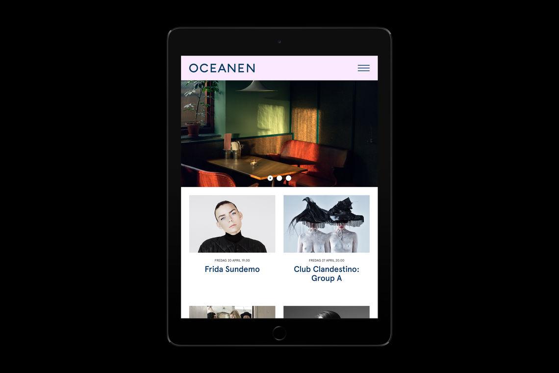 Kulturhuset Oceanen Digital 1